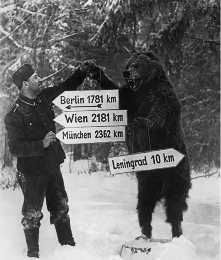 Leninqrad 10 km
