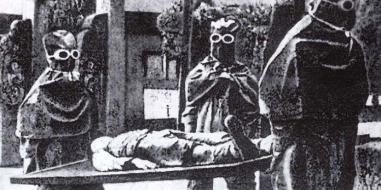 """""""731-ci dəstə"""": yapоn ölüm fabriki haqqında dəhşətli həqiqətlər (18+)"""