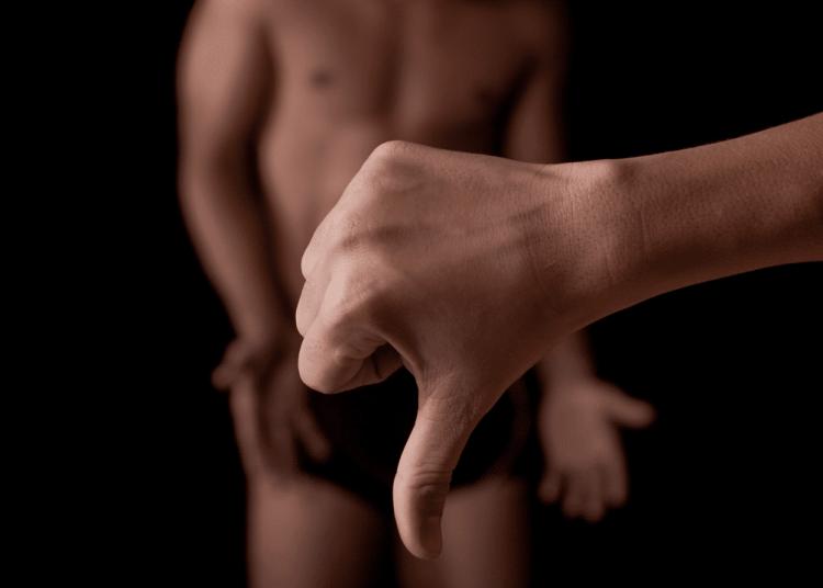 Porno narahat edəndə