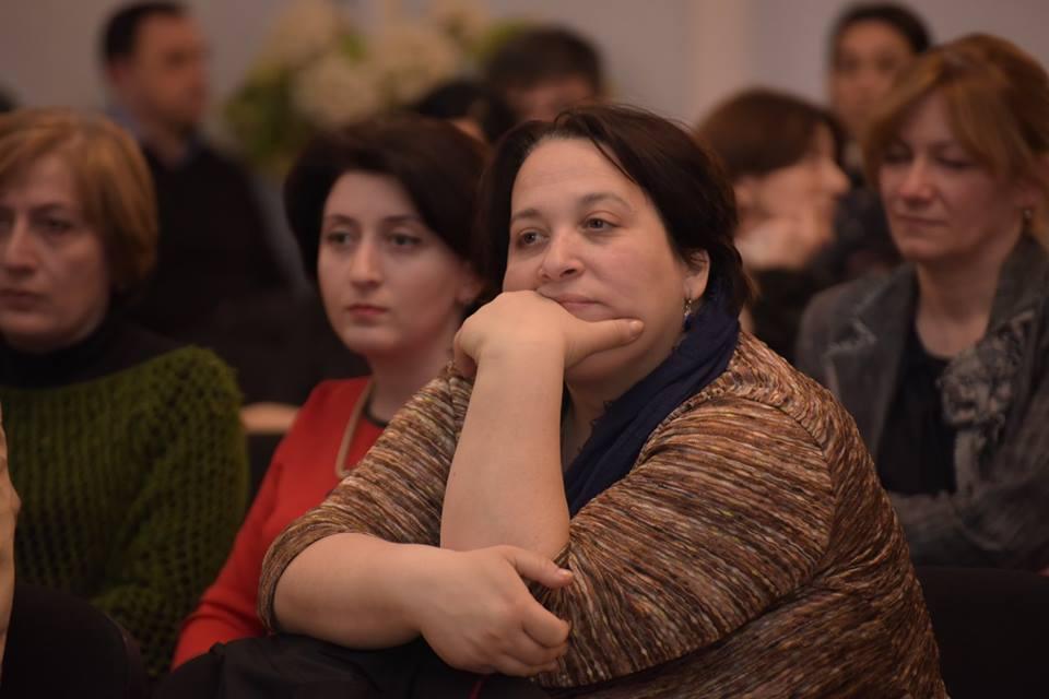 """Ketevan Canelidze: """"Mədəniyyət, bir ölkənin vizit kartıdır"""""""