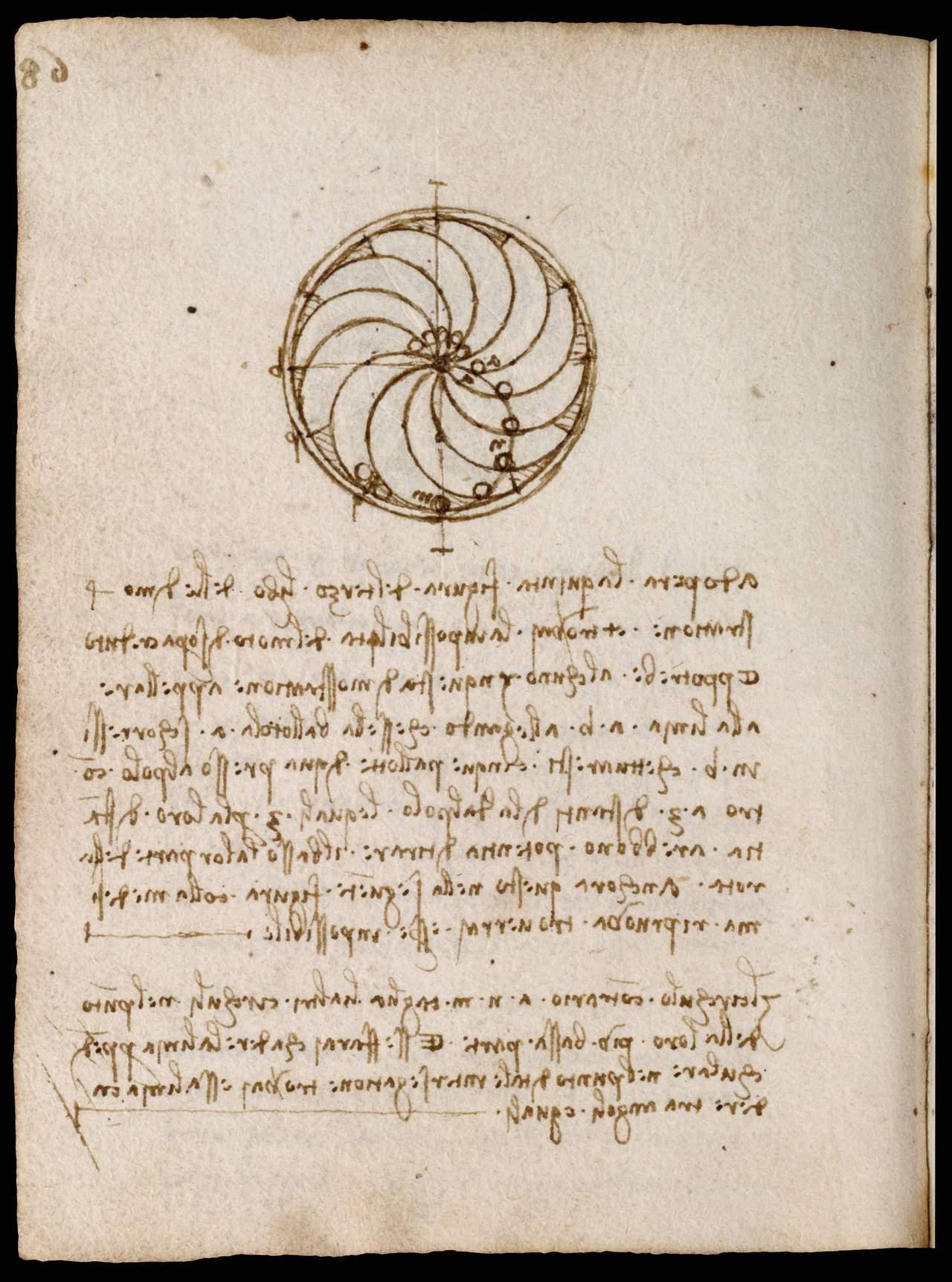 Leonardo da Vinçinin əlyazmaları hamıya əlçatan oldu
