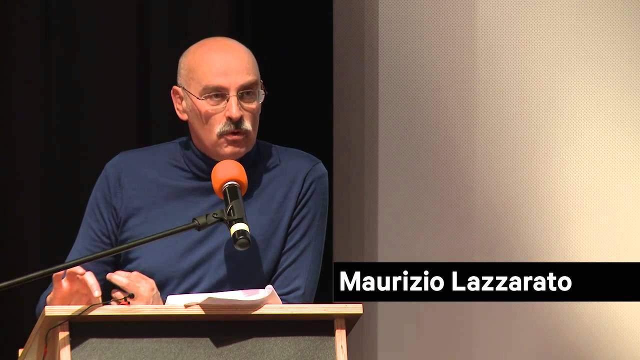 Maurizio Lazzarato. Qeyri-maddi əmək