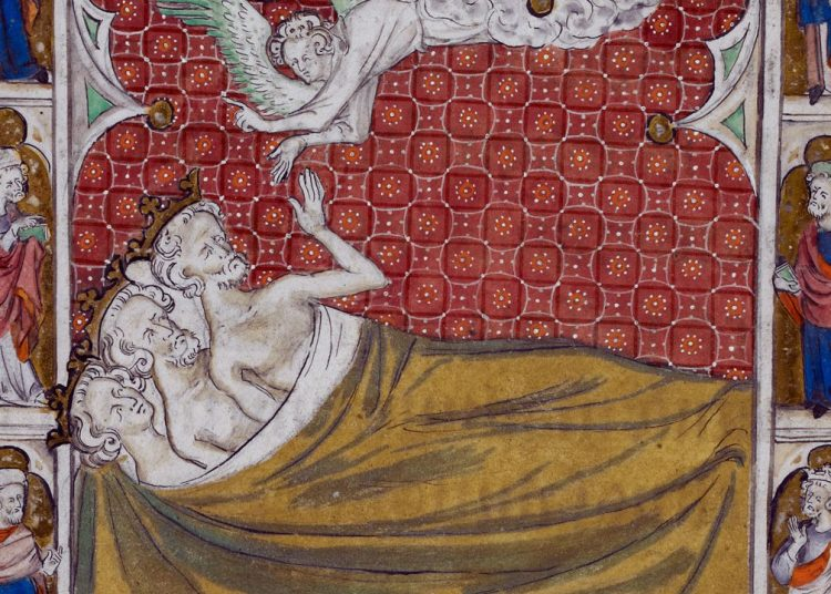Orta əsrlərdə seks