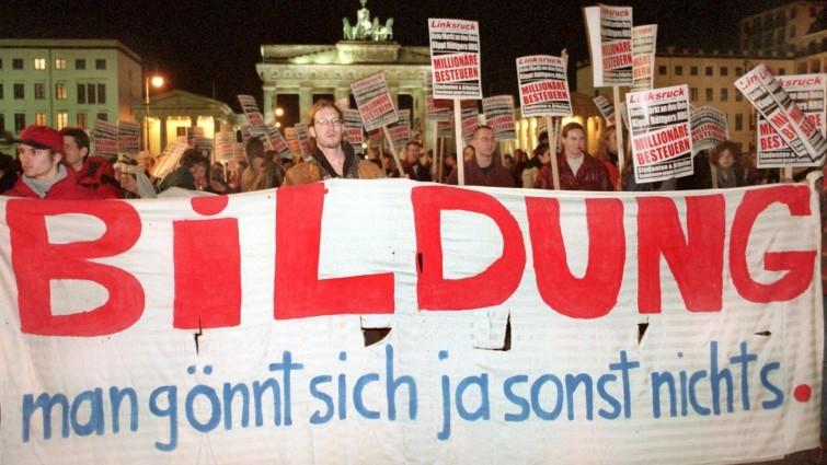 Alman xalqını formalaşdıran təhsil sistemi