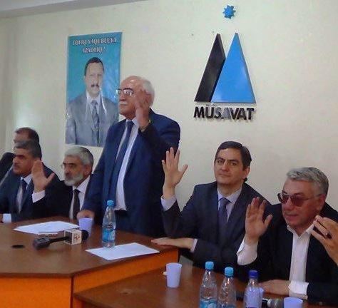«Yeni Müsavat» Media Qrupunun rəhbəri Rauf Arifoğlu ilə müsahibə