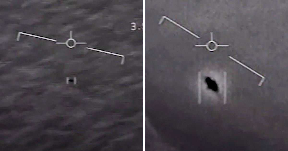 ABŞ Donanması UFO videolarını təsdiqlədi