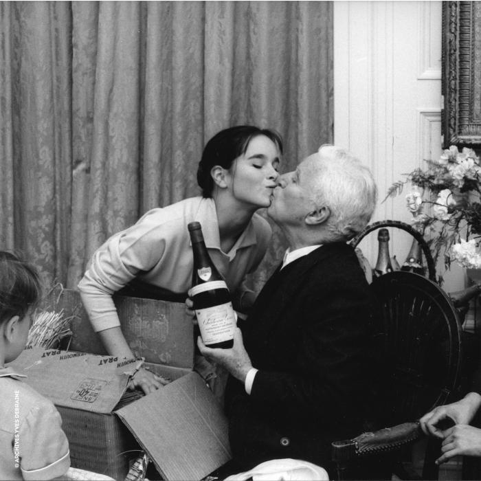 Charlie Chaplin-in qızına məktubu