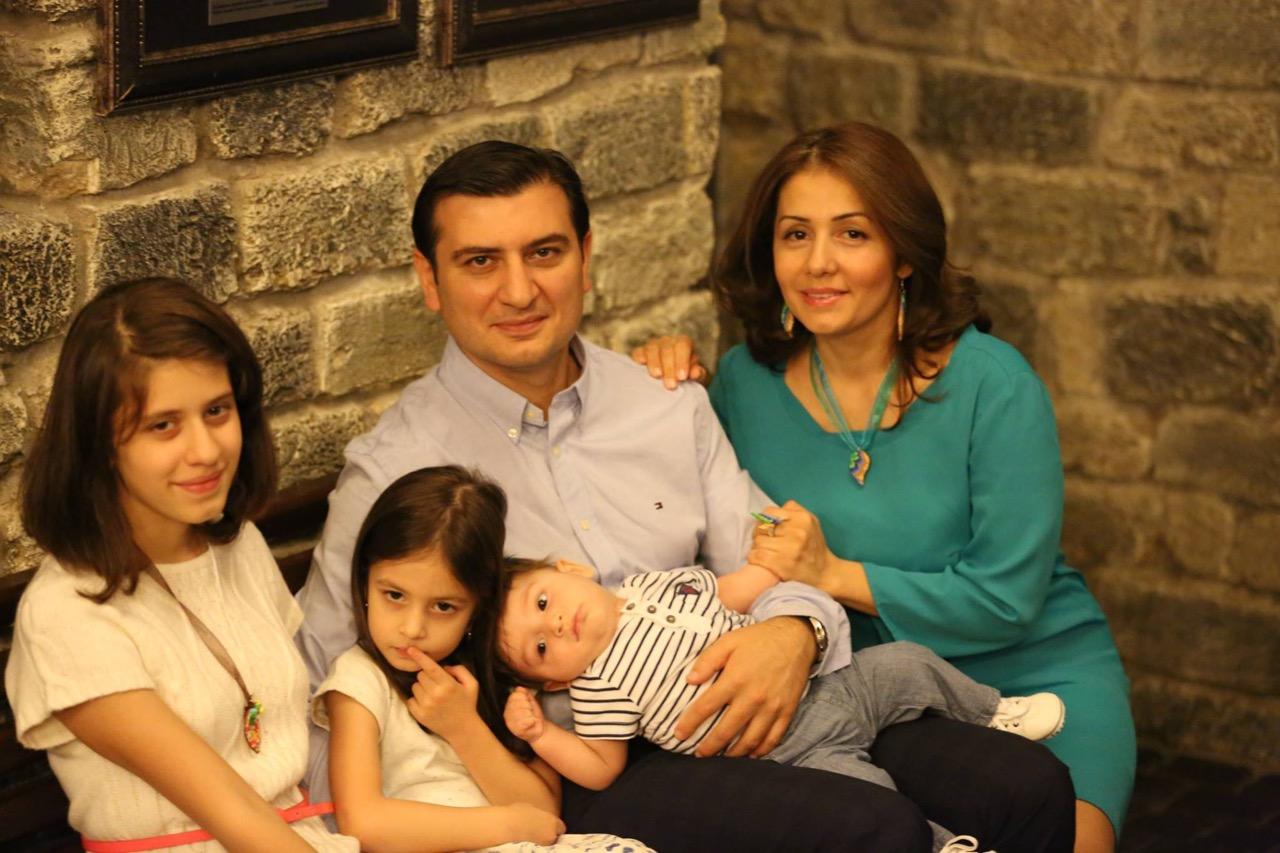 """Azər Qasımlı: """"Mən siyasi doğulmuşam"""""""