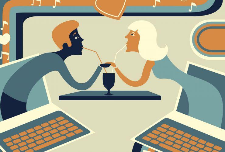 Müasir dünyada virtual tanışlıq