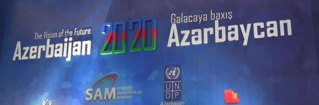 Azərbaycan 2020: Gələcəkdən baxış
