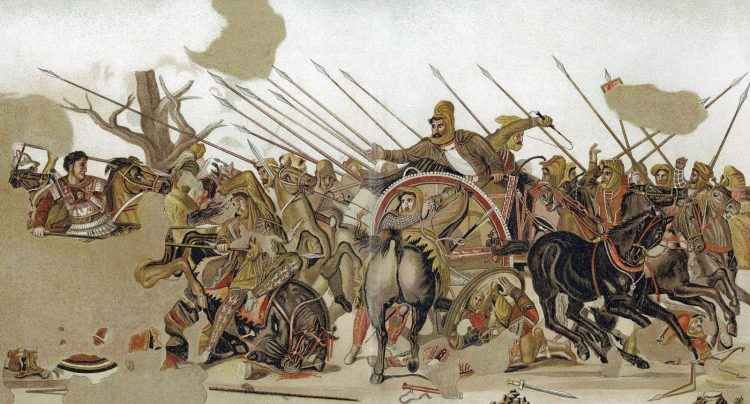 Alexander-the-Great-army-forces-Persian-Battle-333-bce
