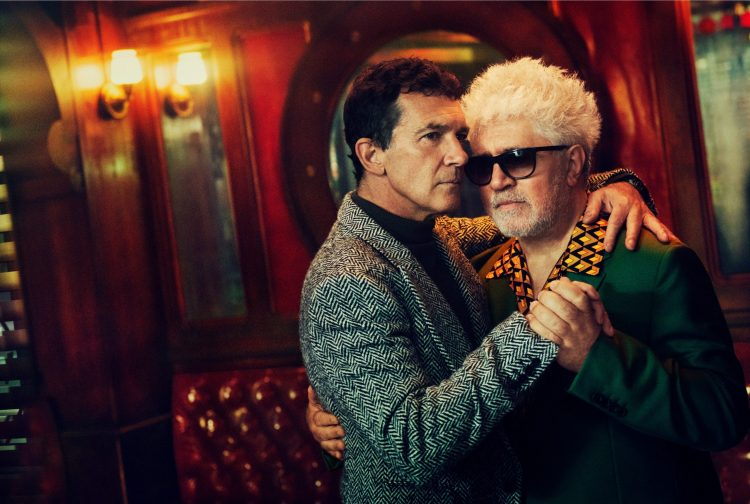 antonio-banderas-and-pedro-almodóvar-gq-men-of-the-year-2019-lede