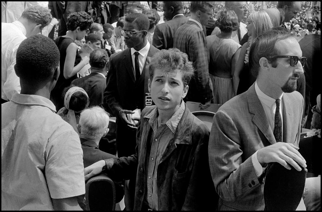Bob Dylan Washington March