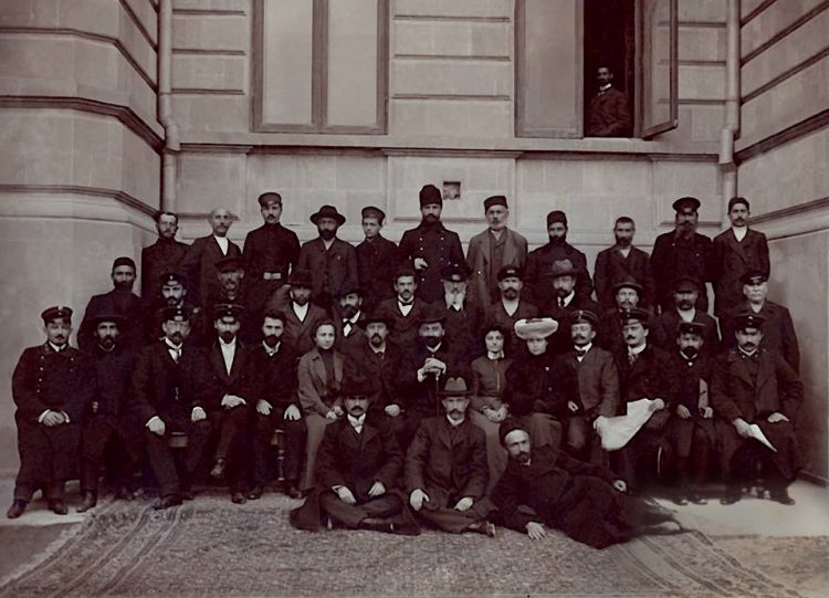 Baku_State_Duma's_members_in_1910