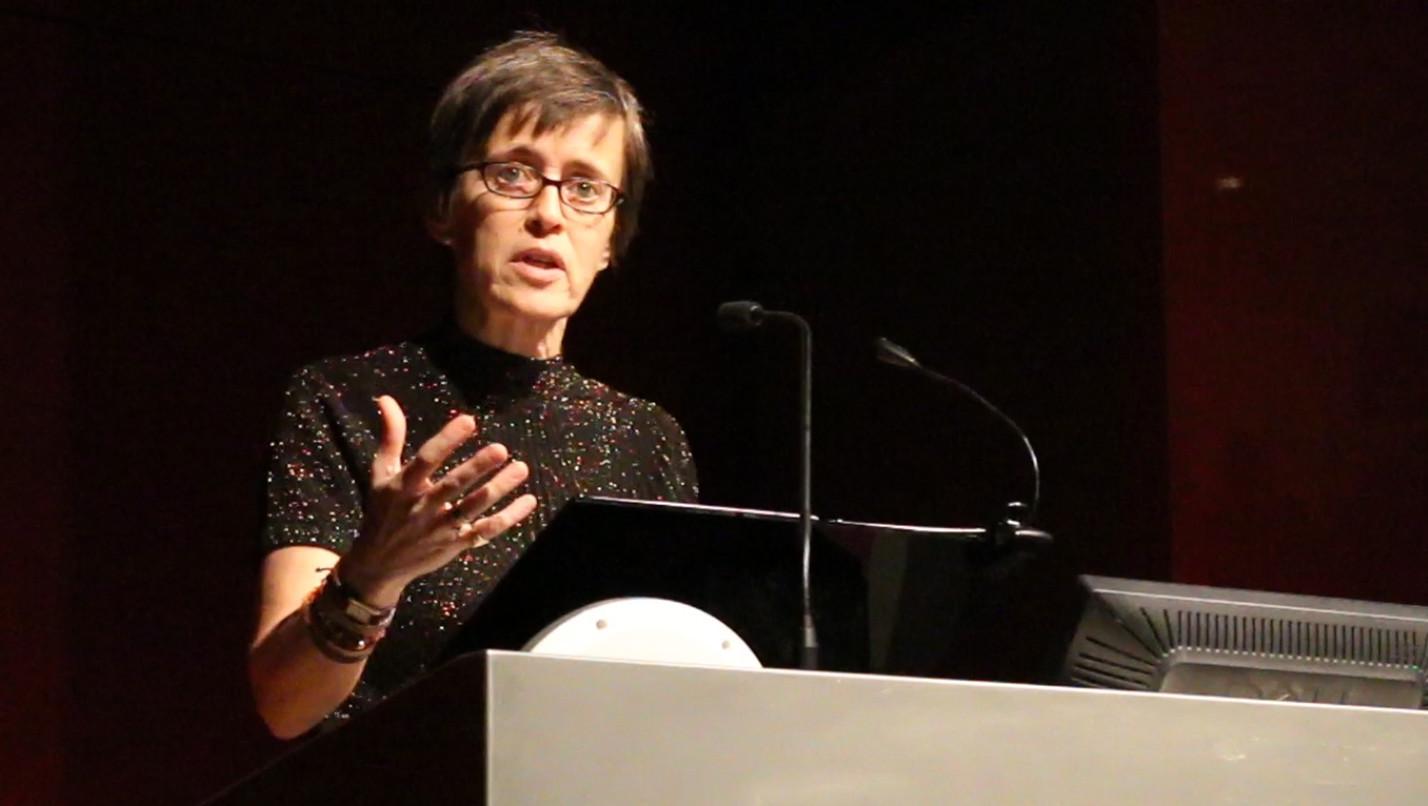 Frances Stonor Saunders